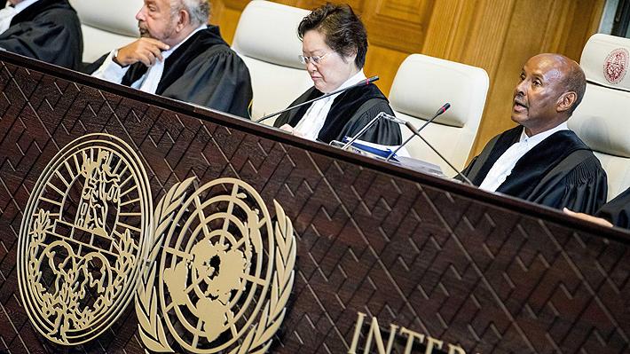 Quiénes son los jueces que fallarán sobre la demanda de Bolivia contra Chile en La Haya