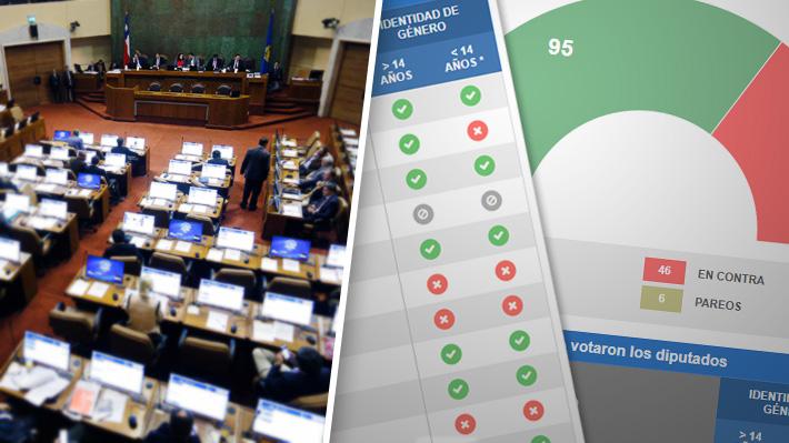 Cómo votaron los diputados sobre la ley de identidad de género aprobada en el Congreso