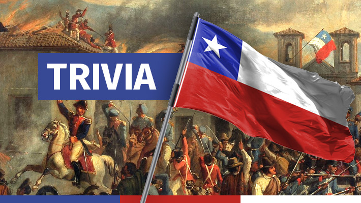 ¿Cuánto sabes de la historia de Chile? Descúbrelo con esta trivia de Fiestas Patrias