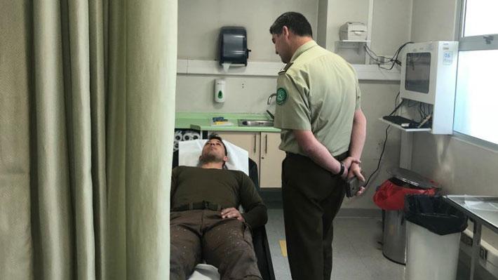 Cinco carabineros resultan heridos tras ser agredidos al interior del Liceo de Aplicación