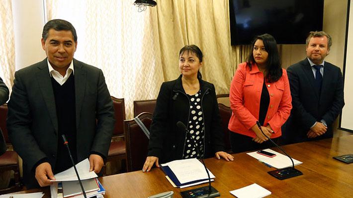 Diputados de la comisión revisora aprueban por cuatro votos a uno acusación constitucional contra supremos