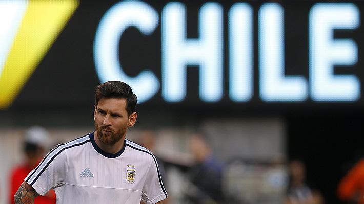 """Desclasifican detalles del tormento que vivió Messi tras perder la Copa Centenario ante Chile: """"Lloraba como un niño"""""""