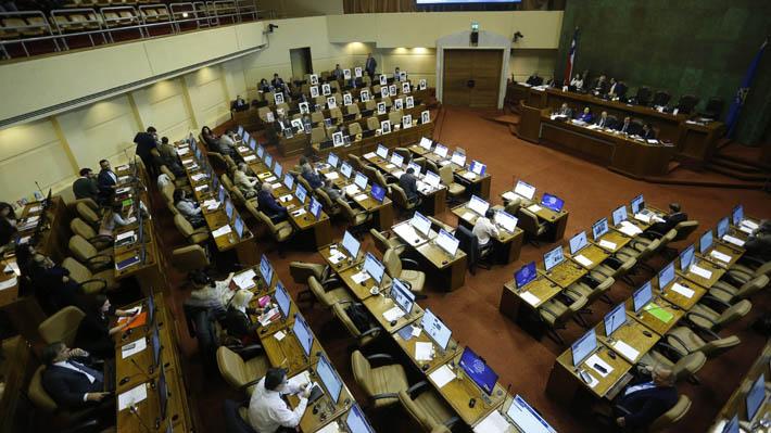 Cámara de Diputados rechaza acusación constitucional contra ministros de la Corte Suprema