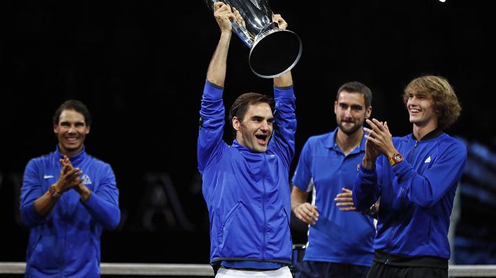 Qué es la Laver Cup, el exclusivo torneo al que invitaron a Jarry y donde podría enfrentar a Federer y Djokovic