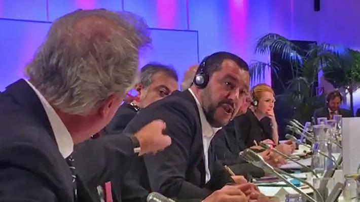 """Polémica en Europa: Ministro italiano habla de """"esclavos"""" africanos y desata la furia del canciller de Luxemburgo"""