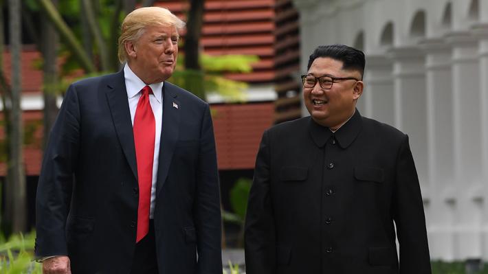 Kim Jong-un quiere una segunda cumbre con Donald Trump
