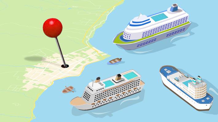 Recalarán unos 50 más: Dónde y cuántos cruceros llegarán durante la temporada 2018-2019