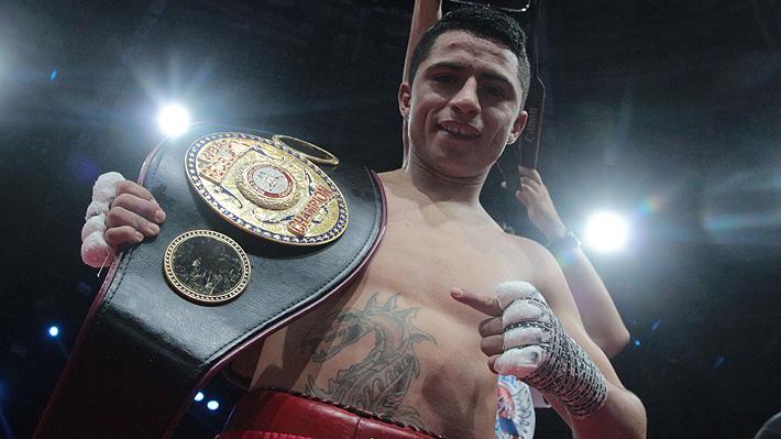 """Boxeo: Miguel """"Aguja"""" González impone su jerarquía, gana un reñido combate y nuevamente retiene el título"""
