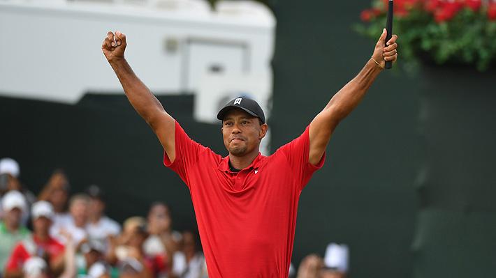 Tiger Woods está de vuelta: Gana el Tour Championship y vuelve a conquistar un título después de cinco años