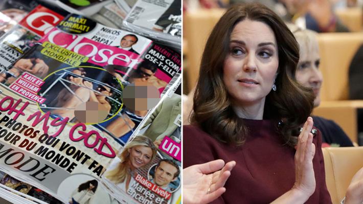 Justicia francesa confirmó indemnización de $78 millones a Kate Middleton por publicación de fotos en topless