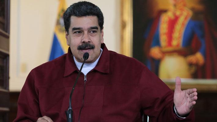 """Maduro afirma que Chile está """"involucrado y embarrado"""" en presunto atentado en su contra"""