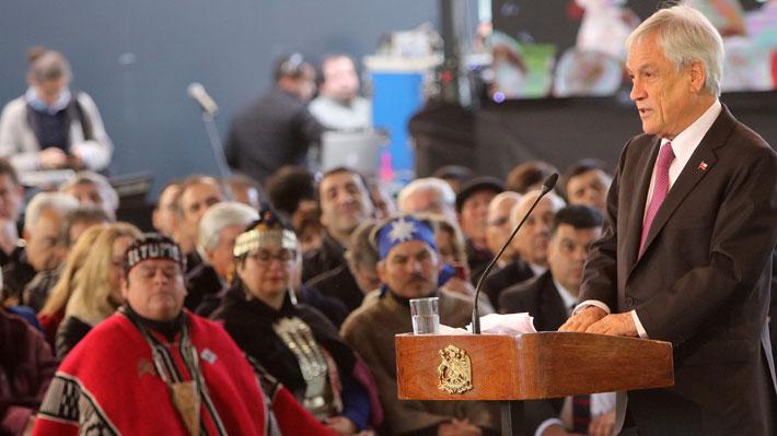 Acuerdo nacional por La Araucanía: Los números de la región más pobre del país