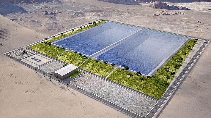 Aprueban la construcción en Chile de la mayor planta desalinizadora de Latinoamérica