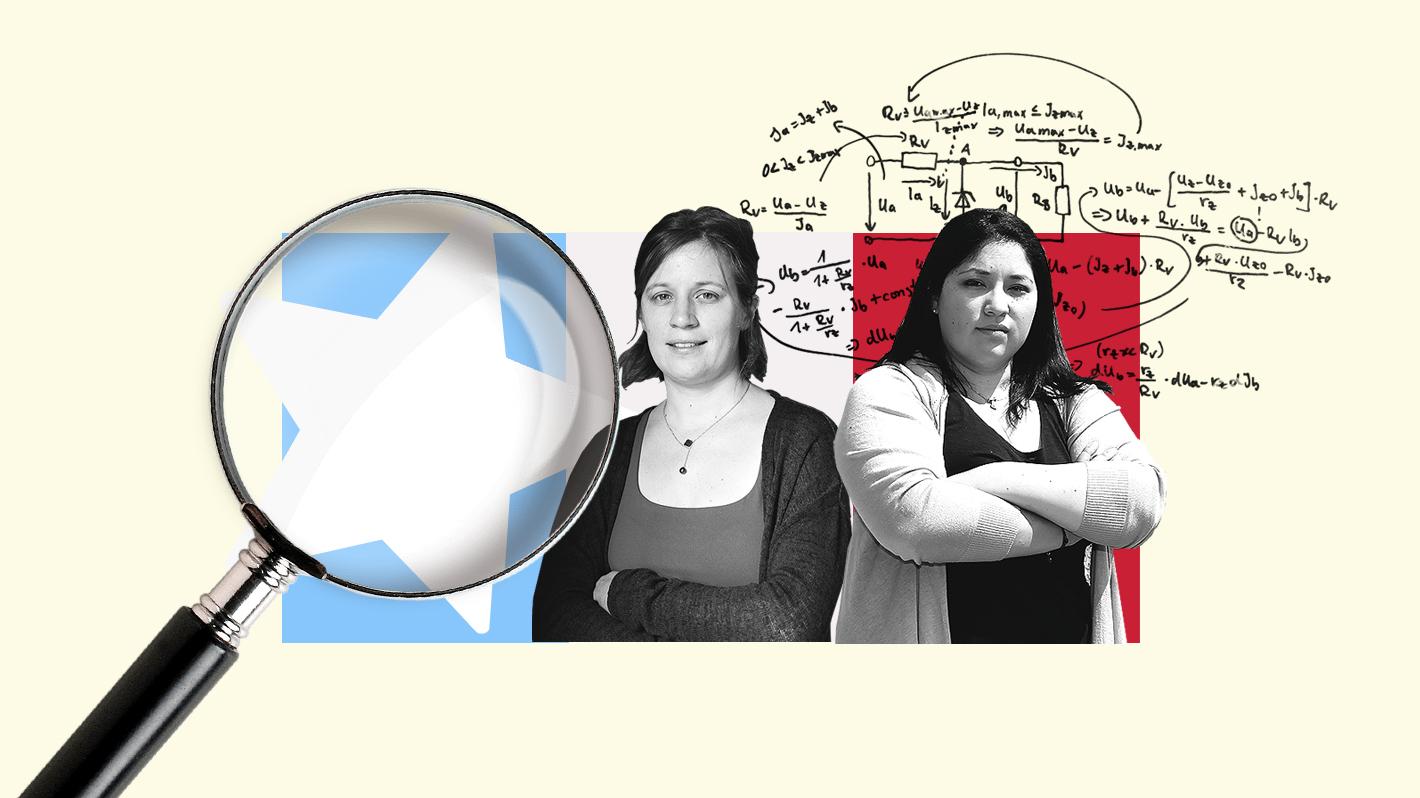 La nueva ciencia chilena tiene nombre de mujer: Astrofísica estelar e ingeniera fueron destacadas por Science News y el MIT