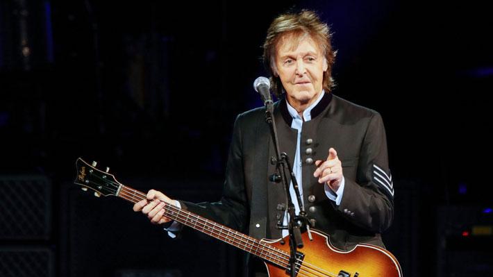 Paul McCartney publicará libro infantil donde contará su experiencia como abuelo