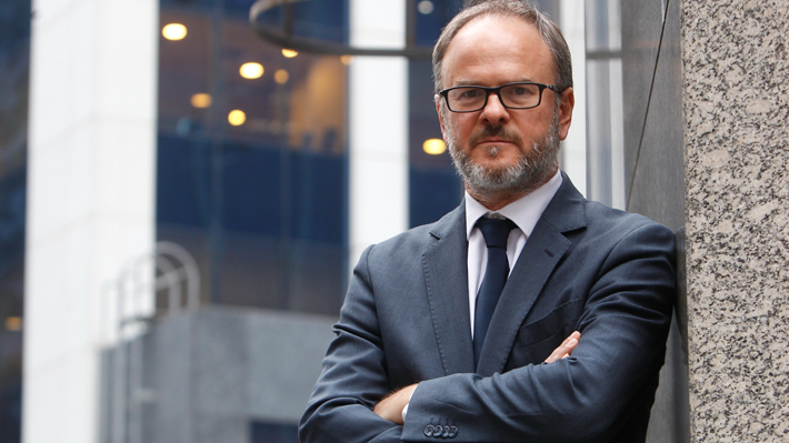 """Bernardo Larraín y el análisis a 10 años de la crisis global: """"El capitalismo no es un modelo, es una realidad"""""""