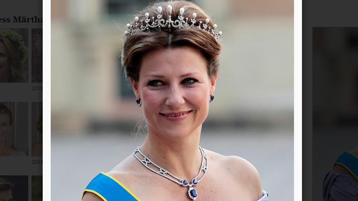 """""""Soy clarividente"""": Marta Luisa de Noruega, la princesa alternativa"""