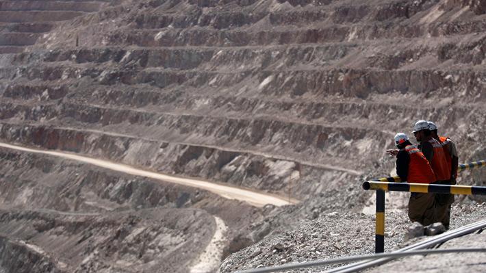 Minera Escondida suma ganancias por US$1.086 millones durante el primer semestre