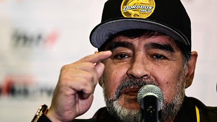 Maradona con todo: Dispara duro contra Macri, menosprecia al DT de Argentina y aconseja a Messi que renuncie a la selección