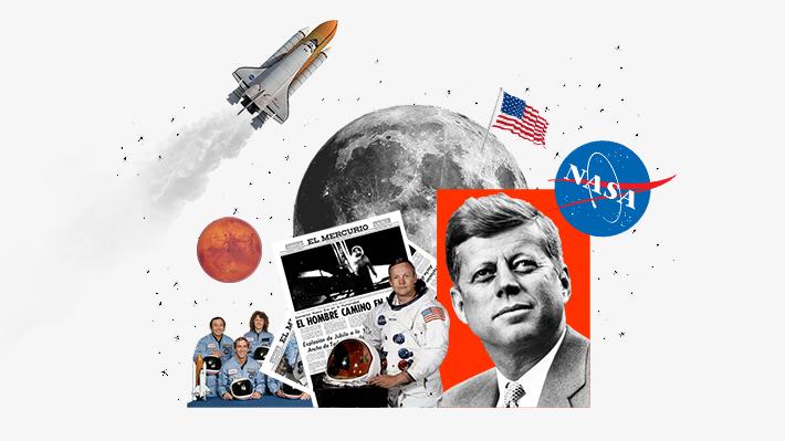 Hace 60 años comenzó a operar la NASA: Los desafíos del ayer y hoy en su viaje por el Universo