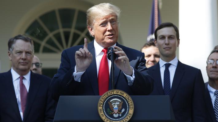"""Una periodista fue la nueva víctima de los dichos de Trump: """"Sé que no estás pensando, nunca lo haces"""""""