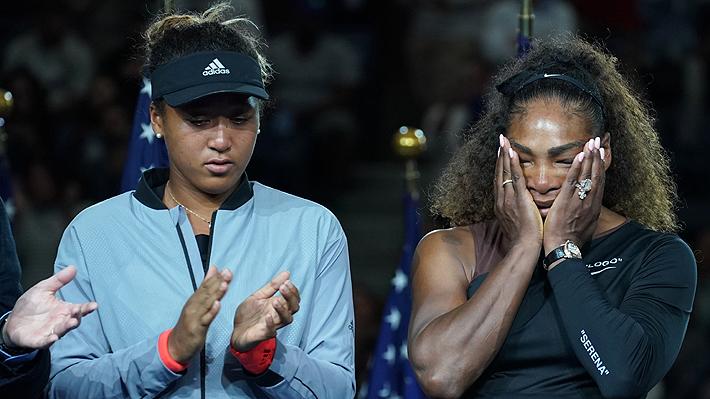 Naomi Osaka se confiesa tras la polémica de Serena Williams en final del US Open
