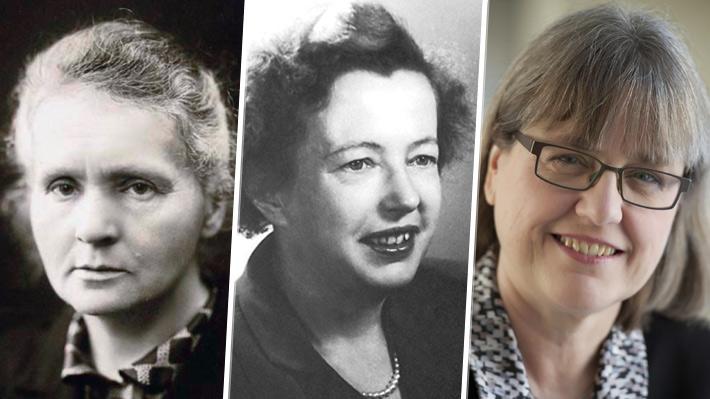 Donna Strickland, la primera mujer en obtener el Nobel de Física en 55 años