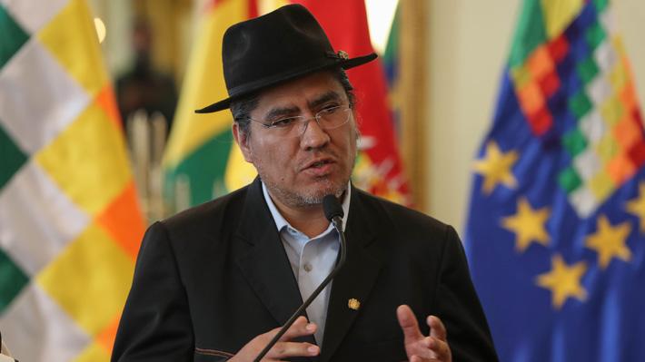 """Canciller boliviano afirma que su país """"no tiene nada que cumplir del fallo"""" de La Haya"""