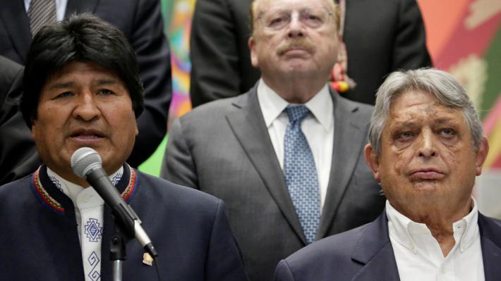 """Ex Presidente boliviano llama a """"no llorar por el mar"""" tras fallo de La Haya: """"Seamos dignos"""""""