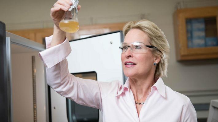Las proteínas son las protagonistas de los galardonados por el Nobel de Química de este año