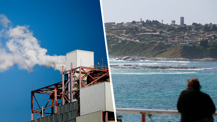 """Quintero: Advierten que norma chilena de emisiones """"es menos exigente que la recomendada por la OMS"""""""