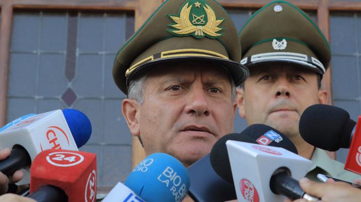 DD.HH.: General (r) Villalobos insiste en su inocencia en declaración como imputado por muerte de dirigente estudiantil