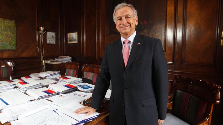 """Larraín valora modernización de Ley de Bancos: """"Mejora las oportunidades de empleo para todos los sectores económicos"""""""