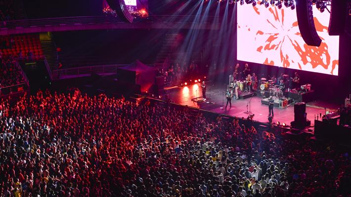 """Último día del Cosquín Rock: Molotov, Cypress Hill y Ana Tijoux pusieron el """"broche de oro"""" al debut del festival en Chile"""