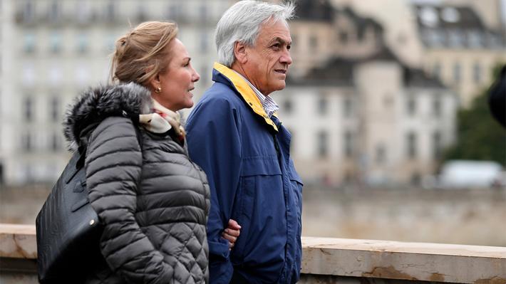 Piñera sostendrá encuentro con Emmanuel Macron e intervendrá ante la Unesco