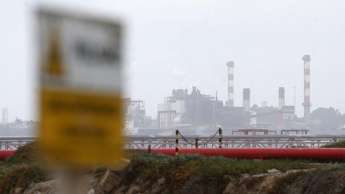 Mala calidad del aire obliga a decretar nueva alerta temprana en Quintero y Puchuncaví