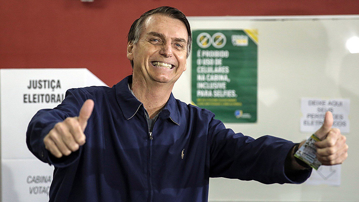 De Ronaldinho a Fittipaldi: Los famosos brasileños que apoyan a Jair Bolsonaro