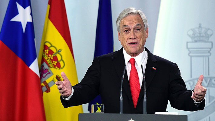"""Piñera y dichos sobre Bolsonaro: """"Uno puede tener coincidencias y discrepancias, enfatizar ambas no es contradicción"""""""
