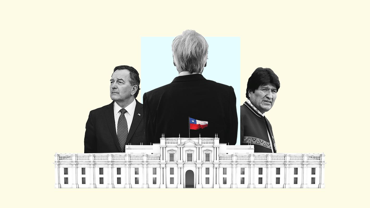 Cambio de estrategia de Evo Morales: ¿Cómo debe reaccionar La Moneda ante el llamado al diálogo de Bolivia?
