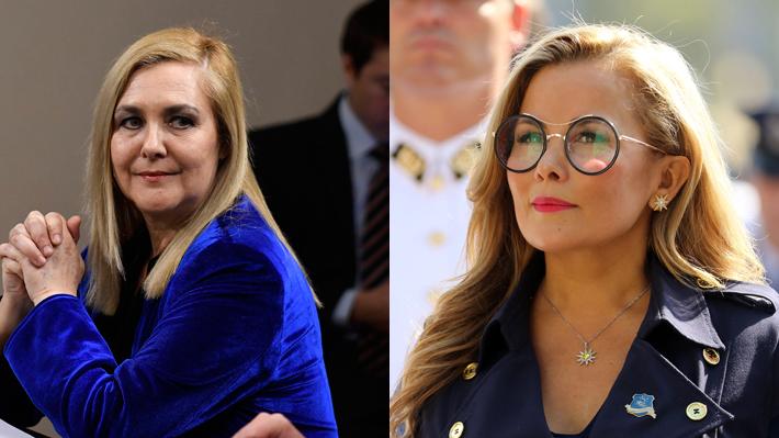 """Pamela Jiles defiende a Cathy Barriga: Hay un """"acuerdo patriarcal"""" para cerrarle el paso"""