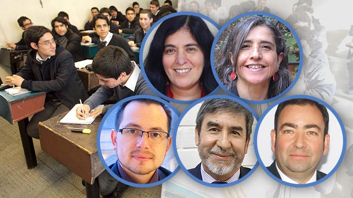"""Buscan ganar el """"Nobel de la Enseñanza"""": Los finalistas del Global Teacher Prize Chile"""
