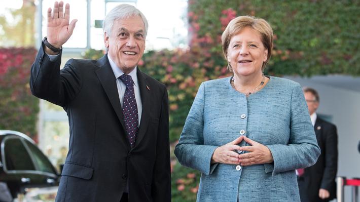Presidente Piñera en Alemania: Recorrerá puerto de Hamburgo y se reunirá con empresarios locales