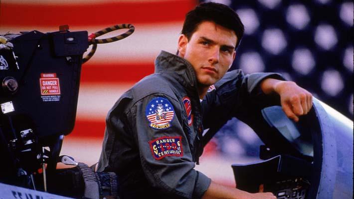 """Publican las primeras imágenes de Tom Cruise en las grabaciones de """"Top Gun 2"""""""