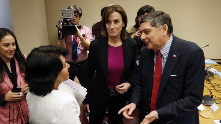 Aula Segura: Lo que busca el proyecto que tiene enfrentado al Gobierno con la oposición