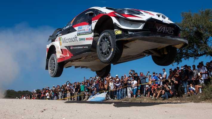 Japón y los JJ.OO. pusieron en jaque a última hora la opción de que el Mundial de Rally llegue a Chile
