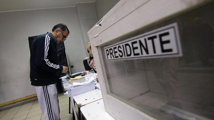 Militantes de RD fueron los que más votaron en primera vuelta y menos de la mitad de Evópoli participó de las últimas elecciones
