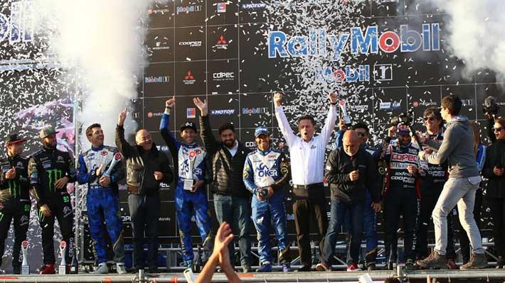 Concepción celebra ser sede del Campeonato Mundial de Rally