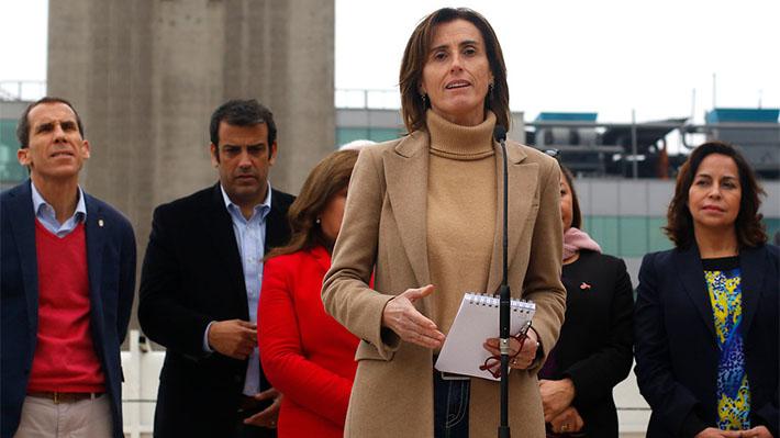 """Cubillos por Aula Segura: """"Queremos ver por parte de la oposición si hay real voluntad de tramitar el proyecto"""""""