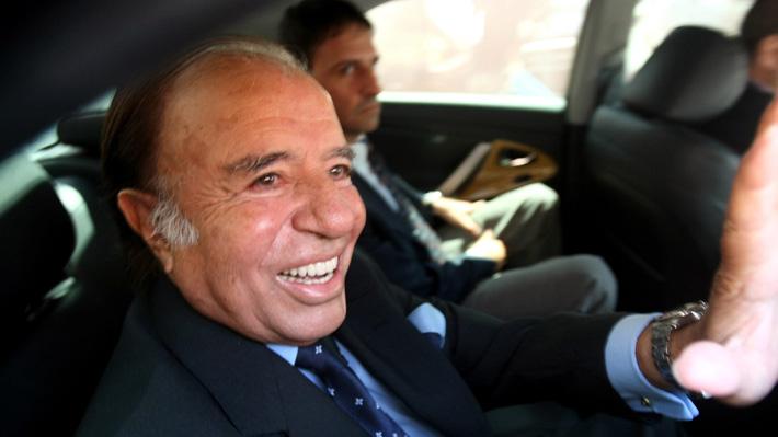 Confirman pena de 4 años de cárcel contra Carlos Menem: no la cumplirá porque cuenta con fuero