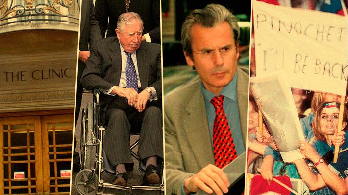 A 20 Anos De La Detencion De Pinochet En Londres La Cronologia De Los 14 Meses En Que Enfrento A La Justicia Internacional Emol Com
